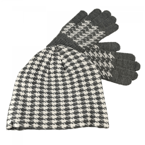 2 pcs. set hat and gloves