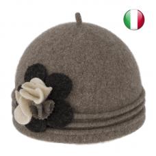 woman hat boiled wool
