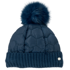 beanie quilted