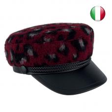 boiled wool woman hat