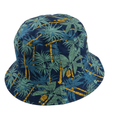 double face fisherman hat