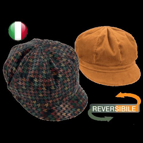woman's reversible hat