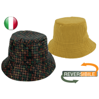 woman's reversible hat