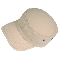 check-pattern army-hat