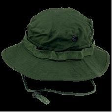 chin-strap bucket-hat