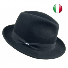 man fedora hat