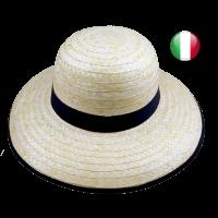 straw floppy hat ribbon