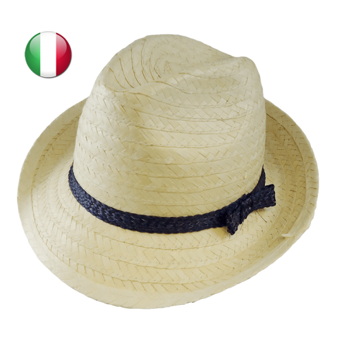 straw fedora hat ribbon