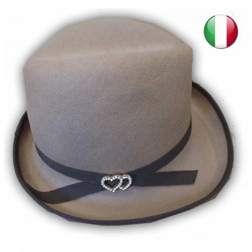 cappello donna feltro